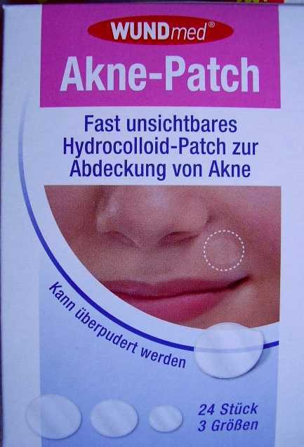 Akne Patch von Wundmed