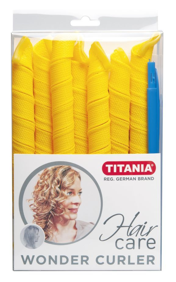 Wonder Curler by Titania - 7 Lockenwickler mit Stab